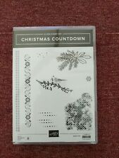 "Stampin' Up! ""Christmas Countdown"" Stamp Set 