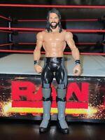 WWE Mattel action figure BASIC SETH ROLLINS SHIELD kid toy PLAY Wrestling