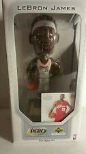 LEBRON JAMES PREMIUM PLAY MAKERS BY UPPER DECK ACTION FIGURE(049)