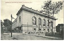 BROOKLYN NYC BOERUM HILL ACADEMY OF MUSIC 30 LAFAYETTE AVE c1910