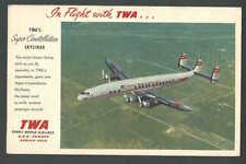 1954 PPC* TWA Super Constellation Skyliner