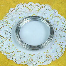 5M/Roll Aluminum Wire Cord Necklace Bracelet Jewelry Making Accessories Craft