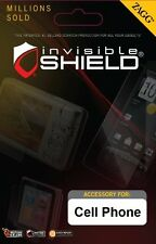 InvisibleShield Screen Protector for Kyocera Hydro Phone 1 Pack Clear Film