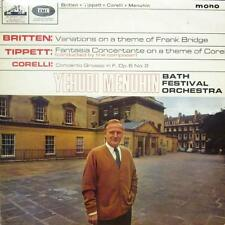 Britten/Tippet(Vinyl LP)Variations On A Theme/Fantasia Concertante-HMV/EMI-ALP 2