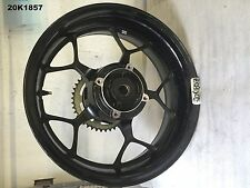 KAWASAKI ZX 14 OFF 2012 REAR WHEEL EGNUINE OEM 17 X 6.0 GOOD   20K1857 - 22