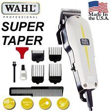WAHL SUPER TAPER Tosatrice Tagliacapelli Professionale con Rialzi MADE IN USA