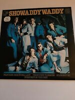 SHOWADDYWADDY LP Album Vinyl Record    FREE DELIVERY