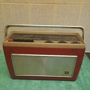 Vintage Murphy radio - untested as requires battery.