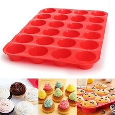 Silikon Muffin Backform Kuchenform Muffinform Muffinförmchen Muffinbackform