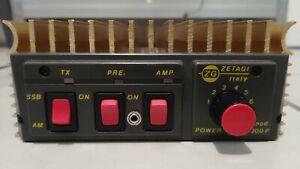 amplificateur cibi, cb ampli ZETAGI B300P B 300 P