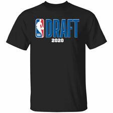 2020 Basketball NBA Draft T-shirt Men's Basketball Fan NBA National Sport Tee