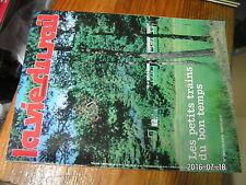 µ?a Revue La Vie du Rail n°1941 Travaux CERGY CF Touristiques