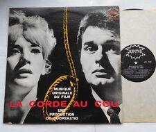 FRANCOIS COUSINEAU La corde au cou CANADA 1965 OST QUEBEC FRENCH JAZZ LP