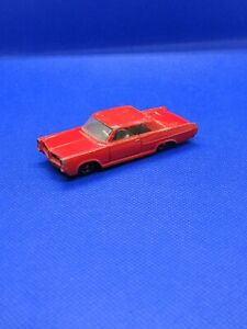 Vintage Matchbox Lesney 22c Pontiac Grand Prix Sports Coupe