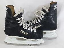 Bauer Supreme Junior Ice Hockey Skates Boys Size 13Y US Excellent Condition