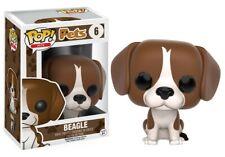 Funko - POP Pets: Pets - Beagle Vinyl Action Figure New In Box