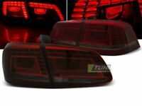 Luces traseras para VW PASSAT B7 Sedan 10-14 Red Smoke LED Envío gratis LDVWD6WL