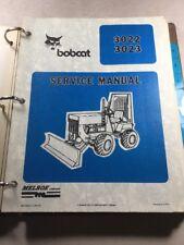 Bobcat 3022, 3023  Power Unit Service Manual