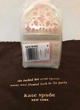 New Kate Spade Rambling Roses LANTERN Coin Purse Rare Novelty $128