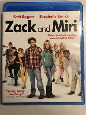 Zack and Miri Make a Porno (Blu-ray Disc, 2009) Kevin Smith, Seth Rogen