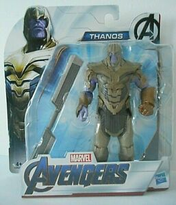AVENGERS figurine THANOS Marvel Legends Hasbro 2018 no iron man hulk neca