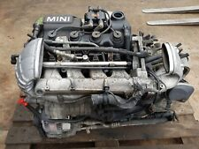 MINI COOPER S R50 R52 R53 W11B16A COMPLETE ENGINE WARRANTY