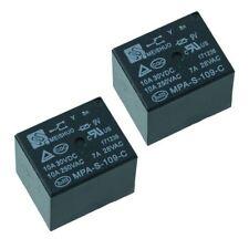 2x 9 V Mini Poder Relé SPDT 15 A