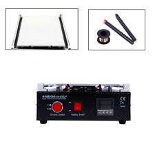 "12"" 800W 110V LCD Touch Screen Vacuum Separator Cellphone Repair Machine Removal"