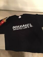 Bukkake Motorcycle Chain Co. T-shir