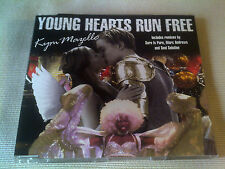 KYM MAZELLE - YOUNG HEARTS RUN FREE - CD SINGLE