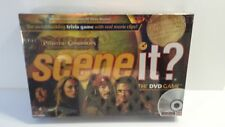 Scene It Pirates of the Caribbean DVD GAME Dead Men Tell No Tales Board Game New