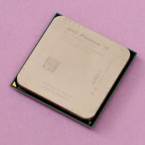 AMD Phenom II X4 810 Quad Core 2.6Ghz CPU Socket AM3 HDX810WFK4FGI