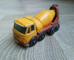 Matchbox Lesney Superfast Nr.21 Foden Concrete Truck, Betonmischer, England
