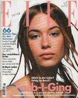 Elle German Fashion Magazine June 1997 Kinder Der Sonne  053019DBE
