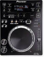 Pioneer CD Player for DJs Black CDJ-350 Ship with tracking number NEW