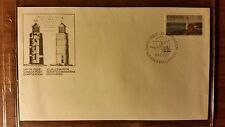 CANADA FDC 1984 LIGHTHOUSE AT LOUISBOURG AWESOME COVER!