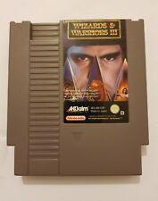 Wizards and Warriors III Nintendo NES pal España solo cartucho