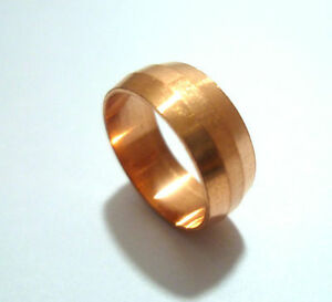 15mm Plumbing Copper Olives Tube Pipe Compression Fitting Olive B