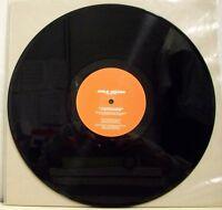 "MAXI 33 tours NIELS JENSEN Disque Vinyl 12"" LUXUS EP Electro SPEAKER ATTACK"