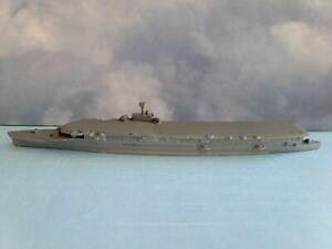 Waterline Ships Lead 1/1200 - 1/1250 WWII Framburg Model  Br. Carrier Furious