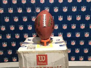 NFL DUKE FOOTBALL GAME ISSUED