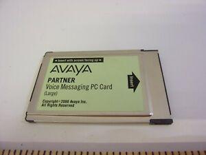 Avaya Partner ACS Voice Mail Card PVM Large voicemail messaging