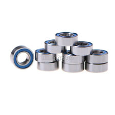10Stks MR105-2RS Miniature ball Bearings with blue Plastic cover 5*10*4mm