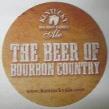 KENTUCKY BOURBON BARREL ALE Beer COASTER, Mat, Lexington, KENTUCKY COUNTRY 2011