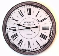 Large 60cm Wall Clock Interior Decoration for Home Cafe Bar Hotel Office Gift