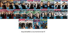 78 DVDs * NCIS - STAFFEL / SEASON 1 - 13 IM SET ~ NAVY CIS # NEU OVP +