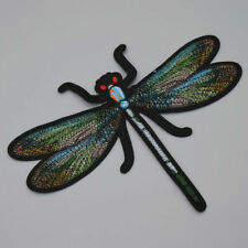 Dragonfly Embroidered Applique Iron on Patch Design DIY Sewing Accessories