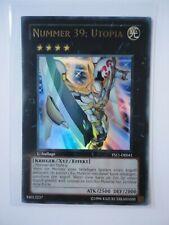 Utopia YS11-DE041 Ultra-Rare 1 Auflage YU-GI-OH Karte EX Nummer 39