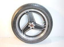 Suzuki GSX 1100 F, GV72C, Felge vorne, Vorderrad, front wheel, Metzeler Lasertec