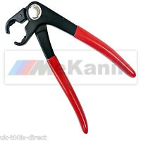 FUEL FEED PIPE PLIER GRIPS IN LINE TUBING FILTER SERVICE CAR BIKE VAN QUAD FARM